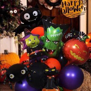 18pcs Halloween Balloon Set